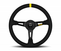 MOMO MOD. 08 steering wheel suede