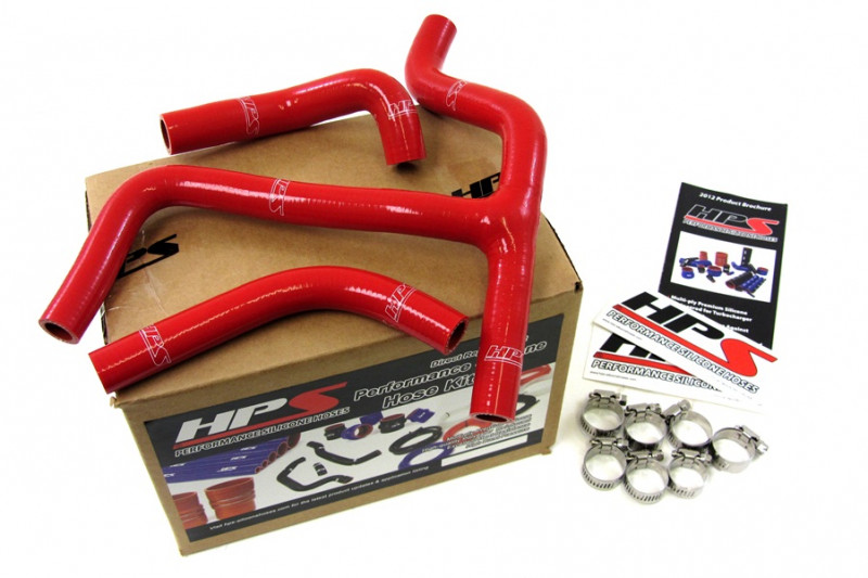HPS 57-1255-RED hose kit