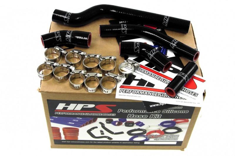 HPS 57-1260-BLK-1 hose kit