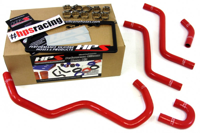 HPS 57-1345-RED hose kit