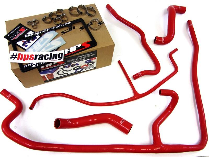 HPS 57-1276-RED-1 hose kit