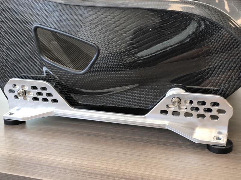 Tillett EB F1 billet aluminum bracket