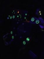 Cartek wireless controls night visibility
