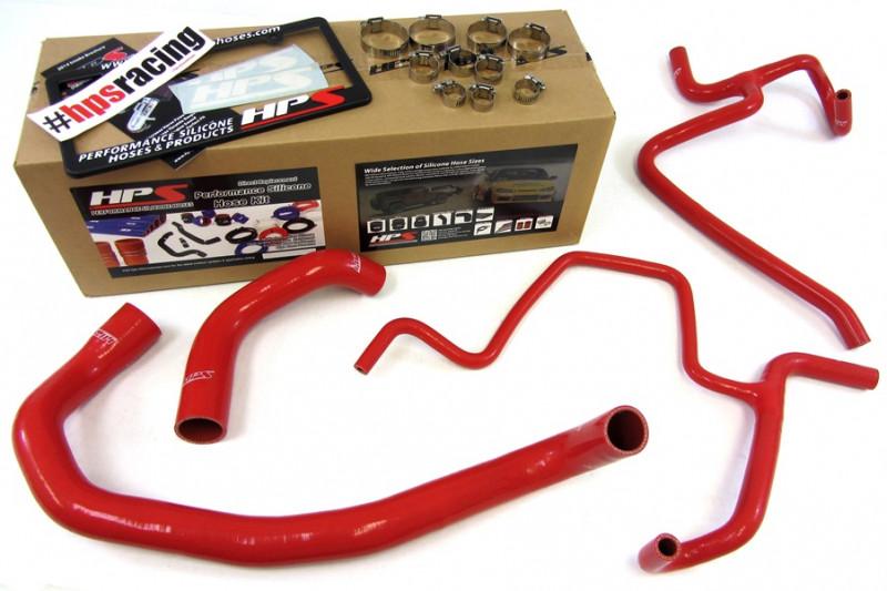 HPS 57-1326-RED-4 hose kit