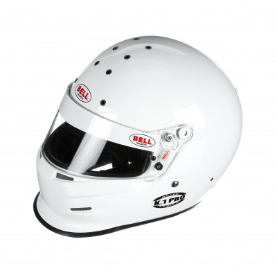 Bell K1 Pro white left top