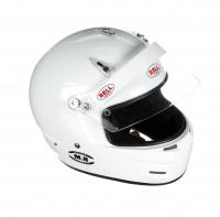 Bell M8 helmet white open right