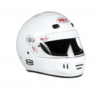 Bell Sport helmet white right front