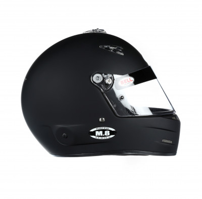 Bell M8 helmet black right