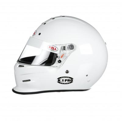 Bell K1 Pro white left