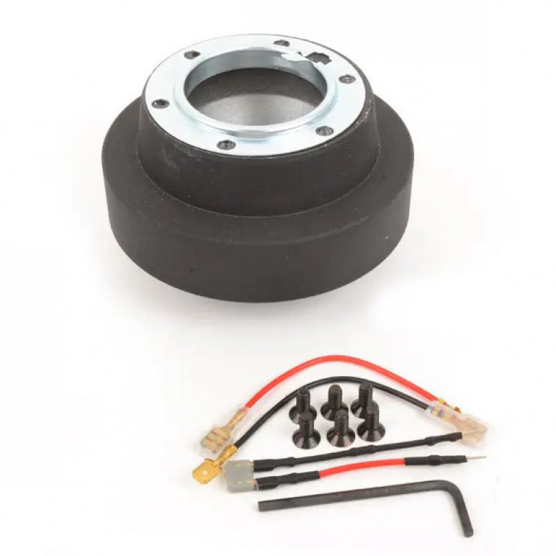 MOMO E46 steering wheel hub