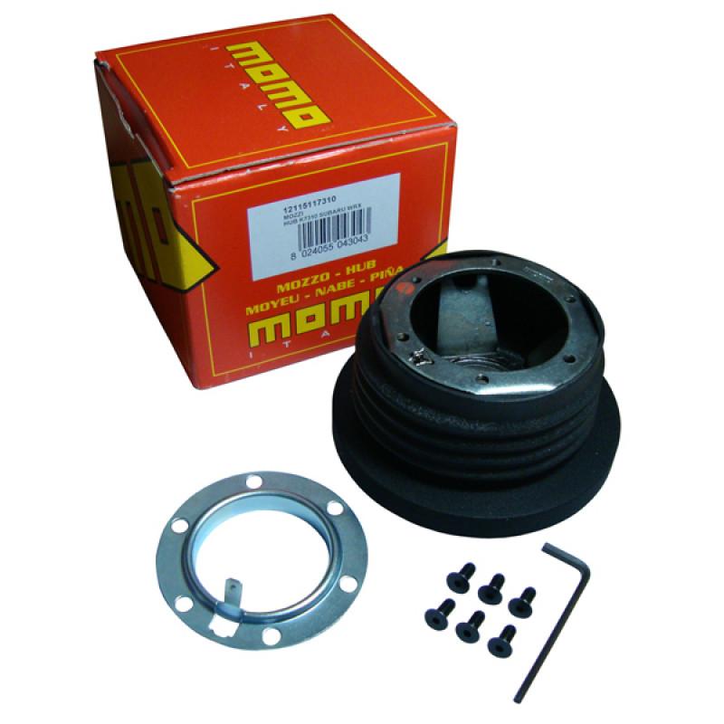 MOMO E36 steering wheel hub