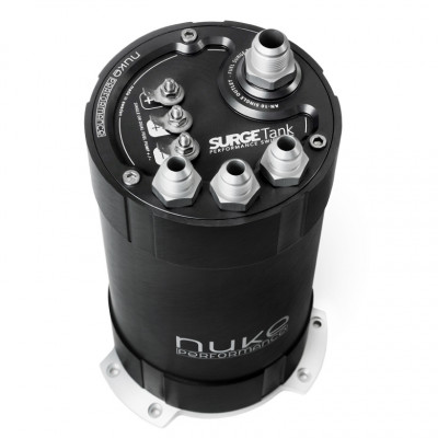 Nuke Performance 2G Fuel Surge Tank 3.0 Liter Single or Dual