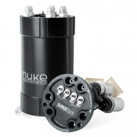 Nuke Performance 2G fuel surge tank 3.0 liter 3 pumps inside
