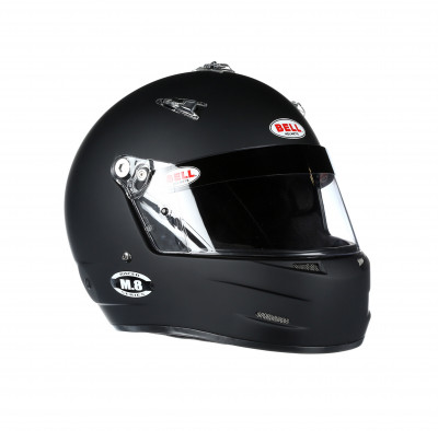 Bell M8 helmet black front right
