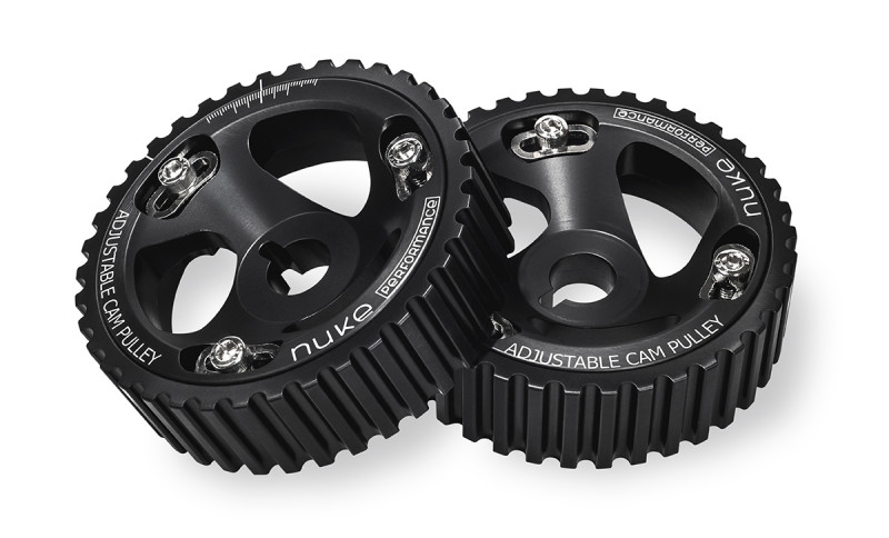 Nuke Performance BMW M20 adjustable cam pulleys