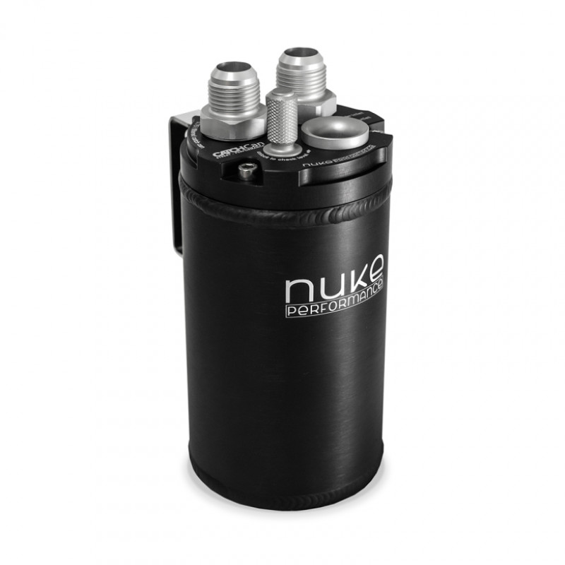 Nuke Performance 0.75 liter performance oil catch can