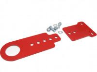 Rennline adjustable tow hook