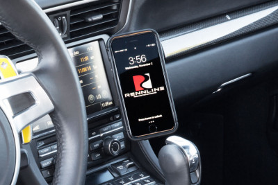Rennline ExactFit Magnetic Phone Mount