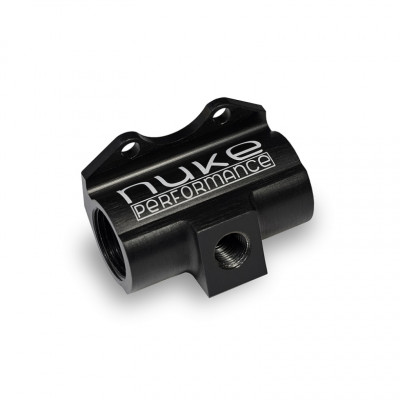 Nuke Performance Fuel Line Gauge Adapter