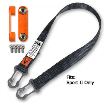 HANS Sport II replacement tether kit