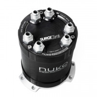Nuke 2 liter fuel surge tank