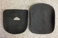 Tillett B5 seat pads 2-piece set
