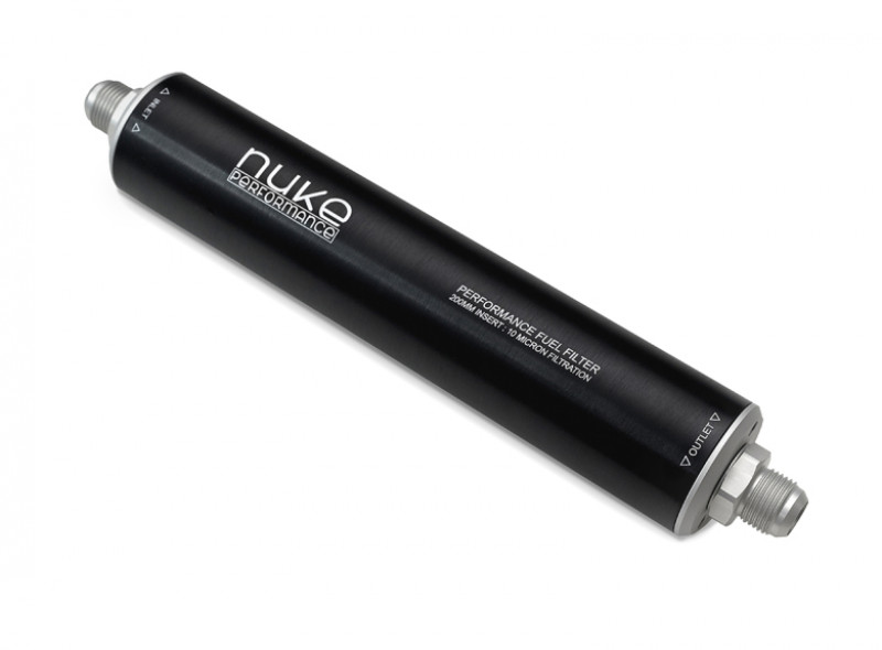 Nuke Performance 200mm fuel filter