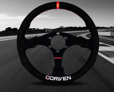 DRIVEN Motorsport 12.9″ Flat Steering Wheel