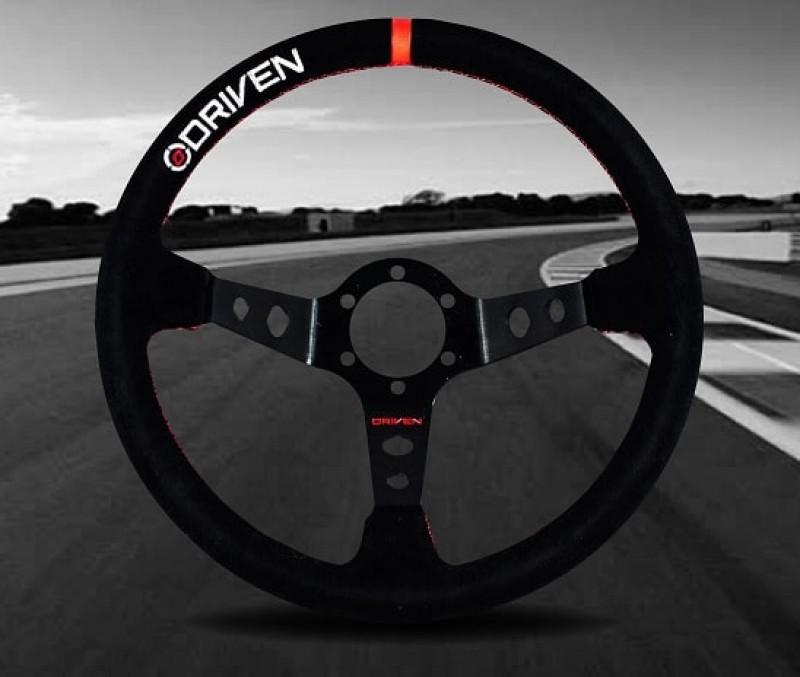DRIVEN 13.5 dish steering wheel