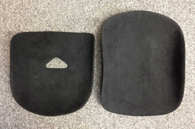 Tillett B4 Seat Pads 2-piece set
