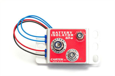 Cartek GT battery isolator