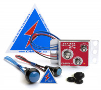 Cartek GT battery isolator kit