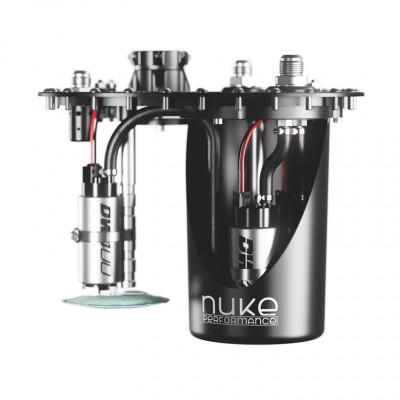 Single or dual internal pumps
