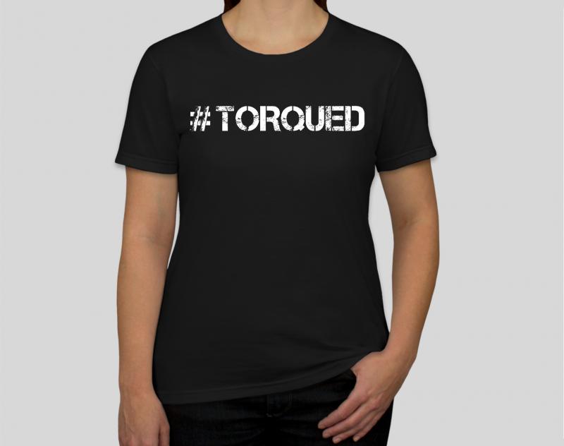#torqued womens shirt