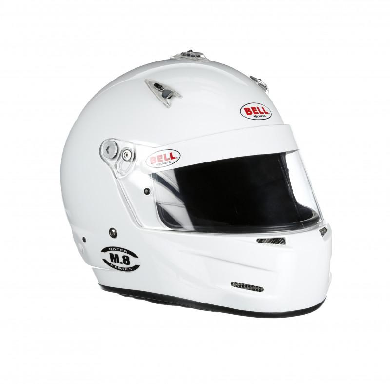Bell M8 helmet side left