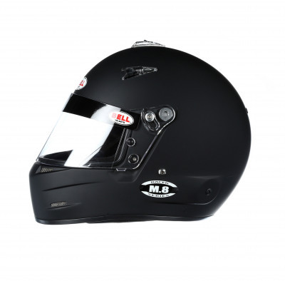 Bell M8 helmet black left