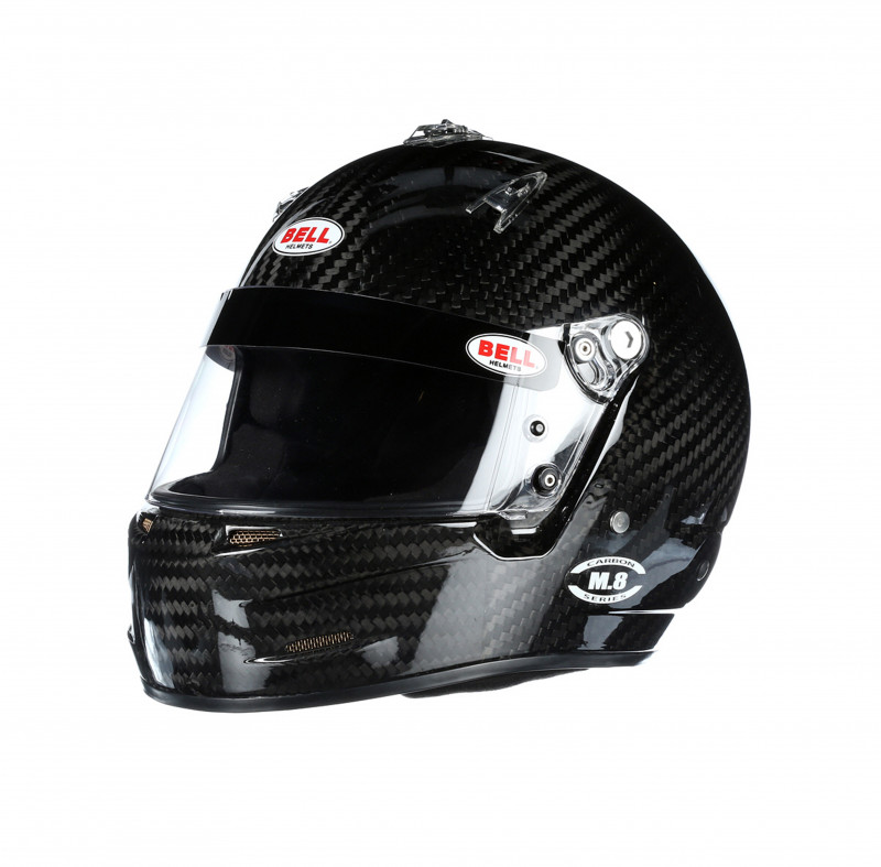 Bell M8 Carbon helmet