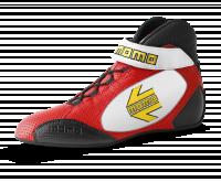 MOMO Red/white GT Pro Racing Shoe