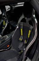 Tillett B1 seat in a Lamborghini