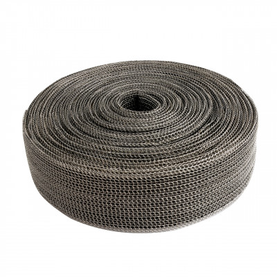 "Design Engineering EXO Black Exhaust Manifold Wrap 1.5"" x 30' Bulk"