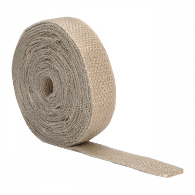 "Design Engineering EXO Tan Exhaust Manifold Wrap 1.5"" x 20' Bulk"