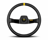 MOMO MOD. 02 leather steering wheel