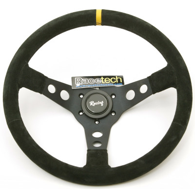 Racetech Deep-Dish Steering Wheel