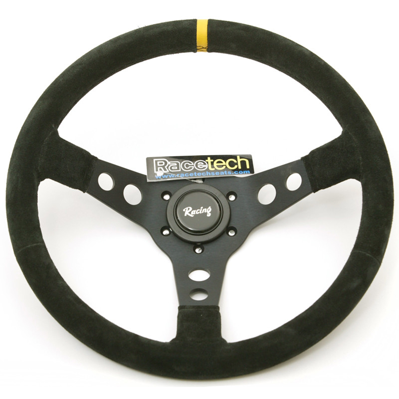 Racetech Deep-Dish Steering Wheel