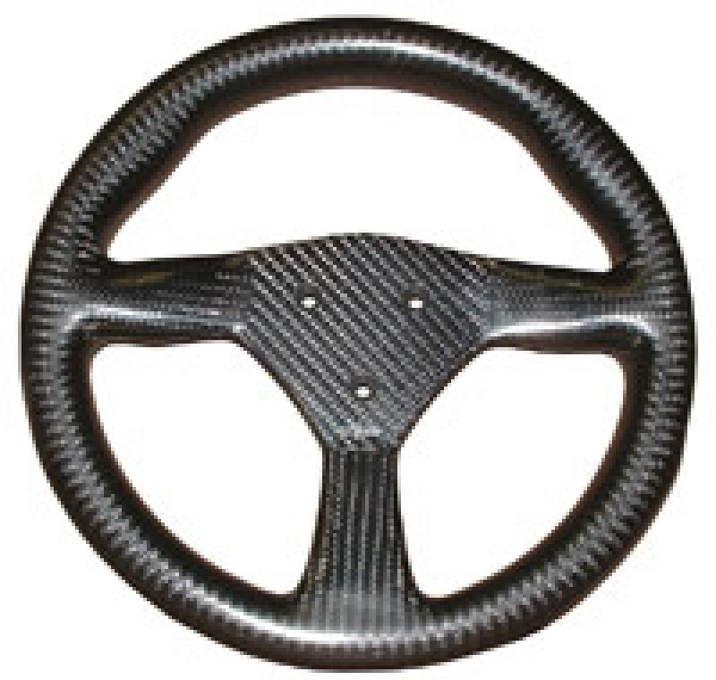 Reverie Eclipse 280 Carbon Steering Wheel - 3-Stud Drilled