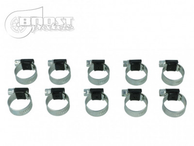 """4.06/"""" fit 3.5/"""" ID hose HPS Stainless Steel T-Bolt Hose Clamp Size # 92 3.75/"""""""