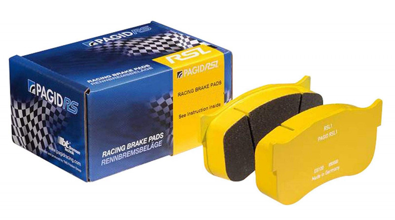 Pagid 4909 Pair of RSL29 Compound Brake Pads