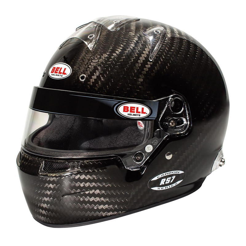 Bell RS7 Carbon No Duckbill Helmet