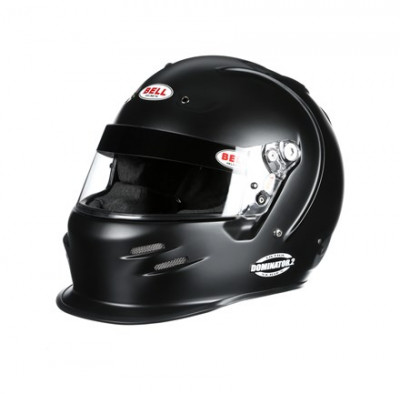 Bell Dominator2 Racing Helmet Black