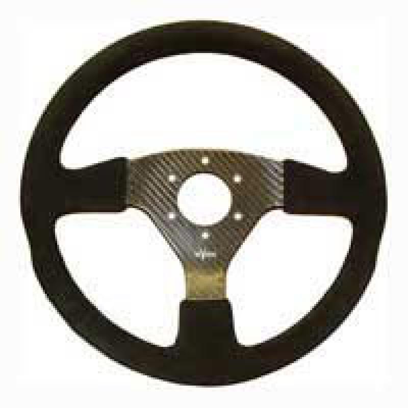 Reverie Rally 330 Carbon Fiber Steering Wheel